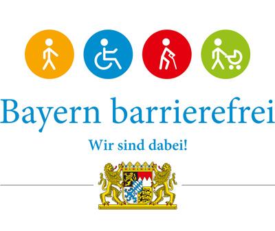 Barrierefreier Zugang beim Standort Mühldorf der Kanzlei Loserth, Zehentner und Partner