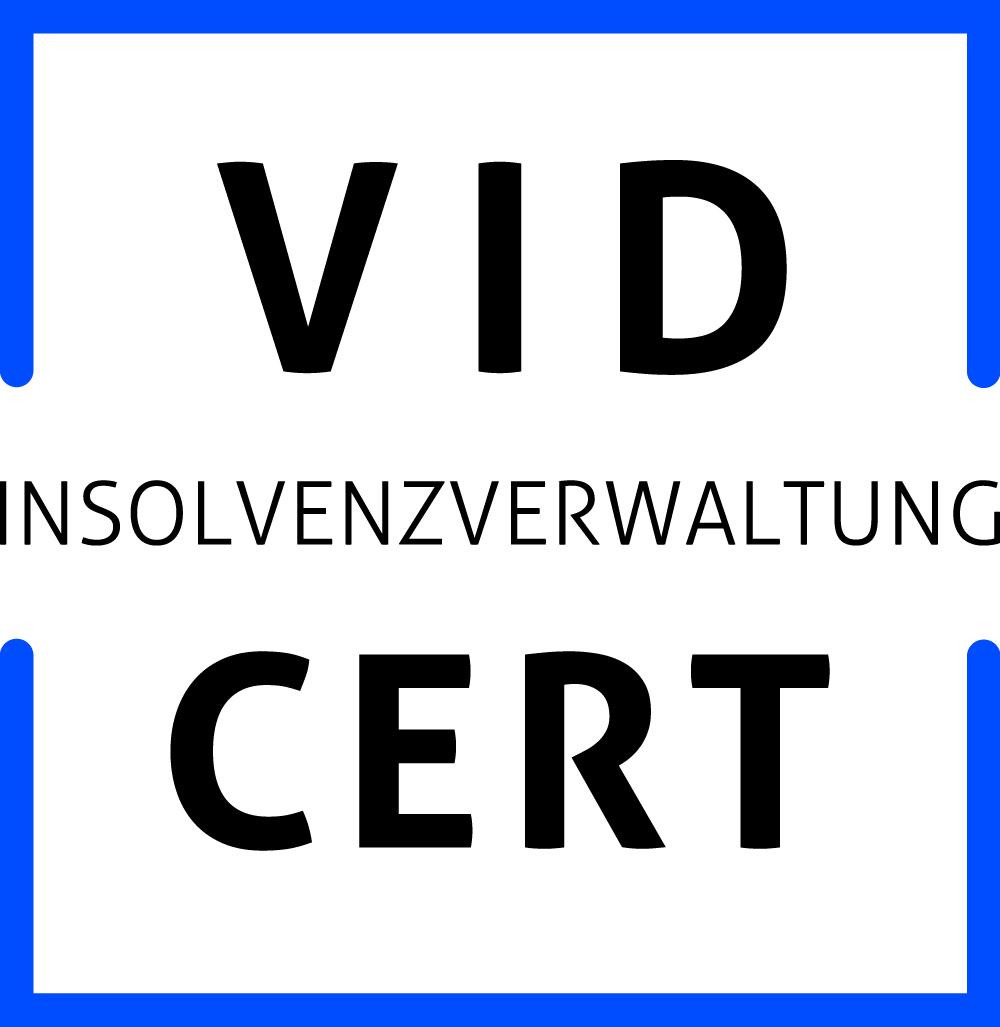 VID Zertifizierung